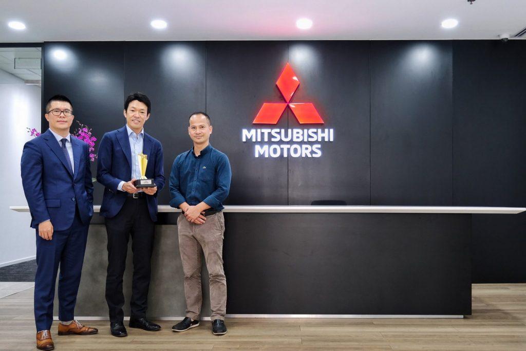 MITSUBISHI XPANDER ĐOẠT GIẢI THƯỞNG